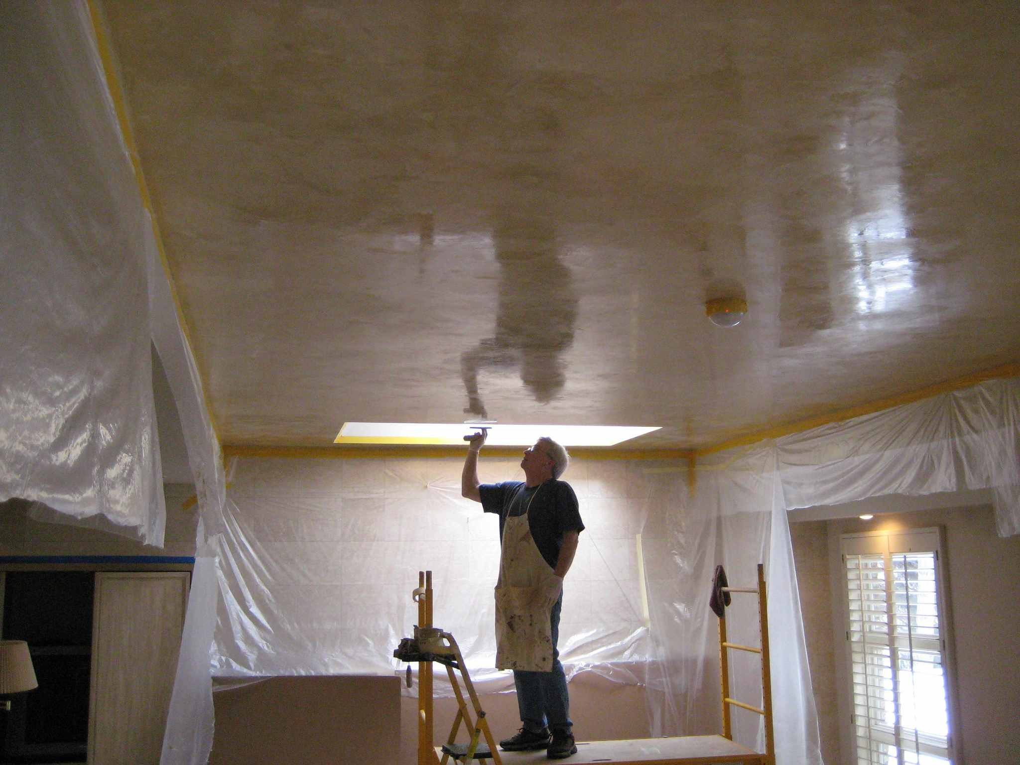 Groovy How To Apply Venetian Plaster Home Remodeling Inspirations Gresiscottssportslandcom