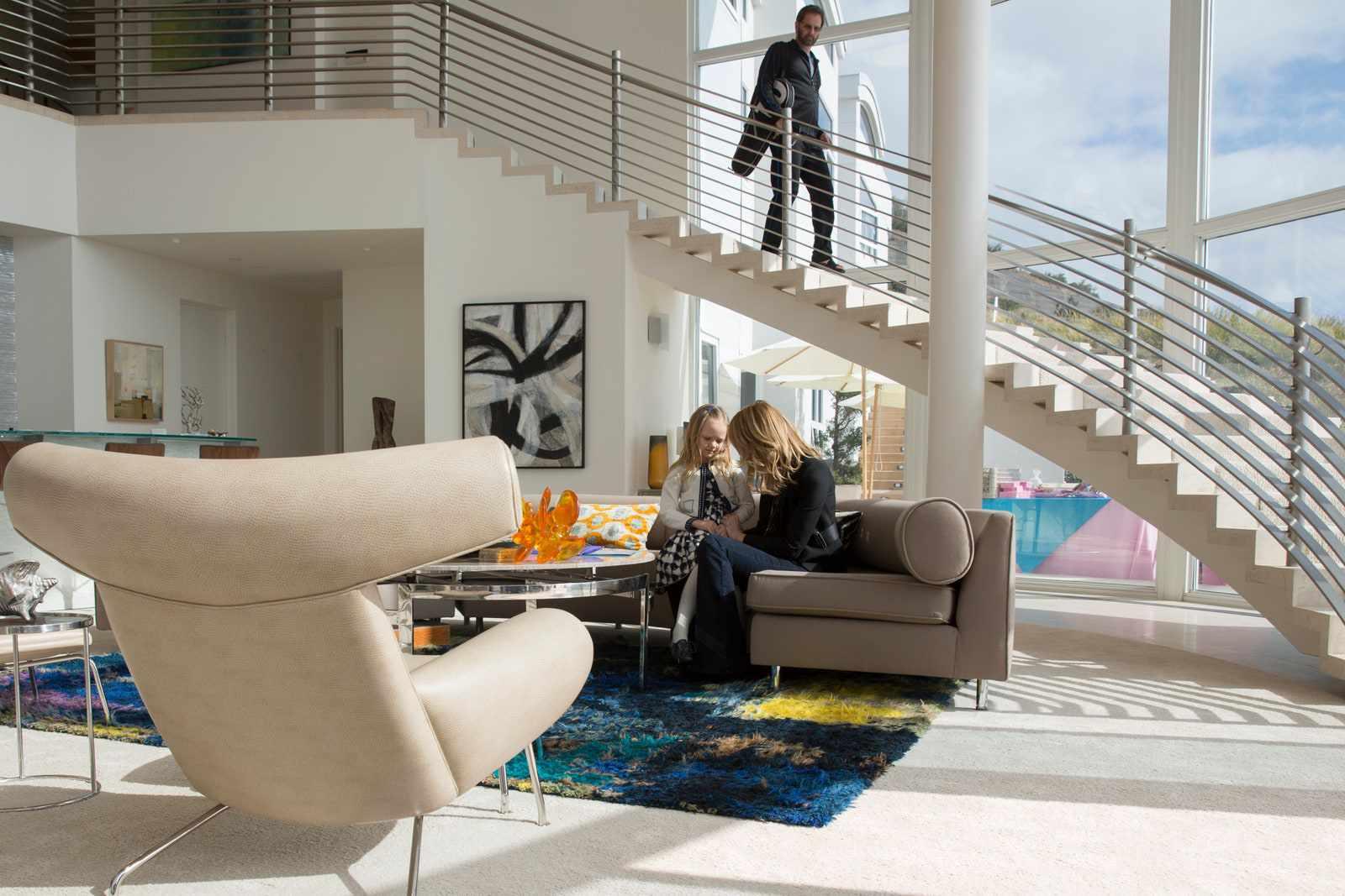 Renata Klein's home in Big Little Lies