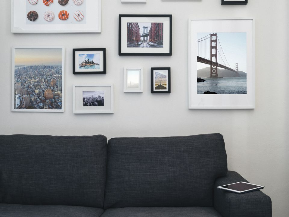 The 8 Best Picture Frames to Buy in 2018