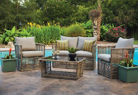 Agio Capri Patio Furniture
