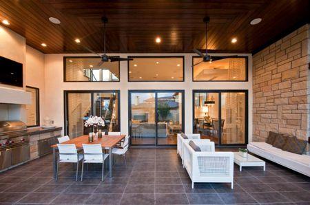 merrick ales photography - Outdoor Living Room