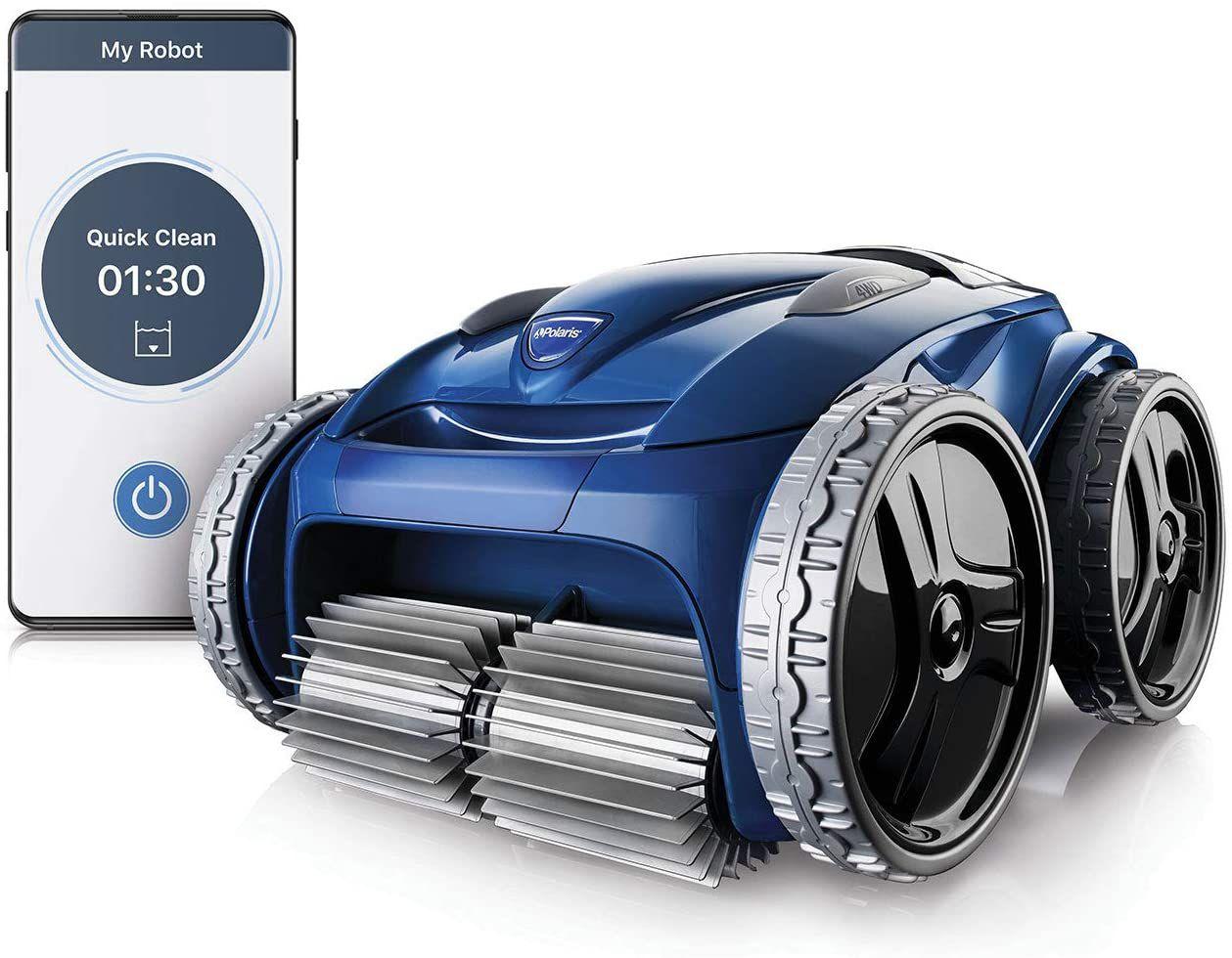 Polaris 9650IQ Sport Robotic Pool Vacuum Cleaner