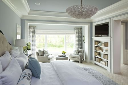 Paint Your Ceiling An Airy Shade Of Gray
