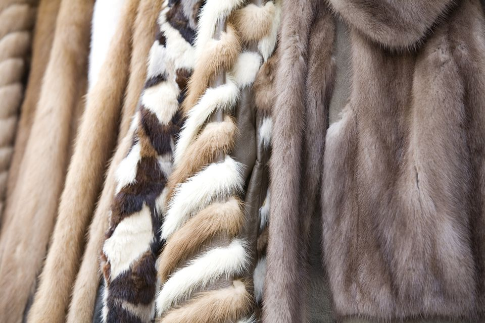 Natural Fur Coats