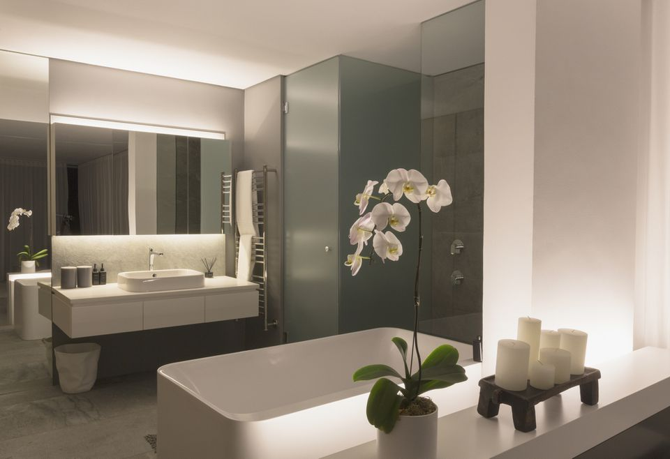 Modern Bathroom Design Ideas.14 Ideas For Modern Style Bathrooms