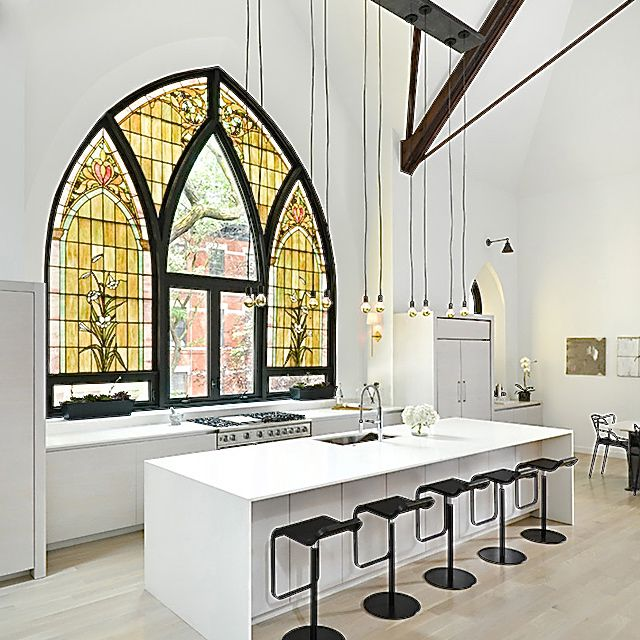 New Home Decor Trend: Stained Glass
