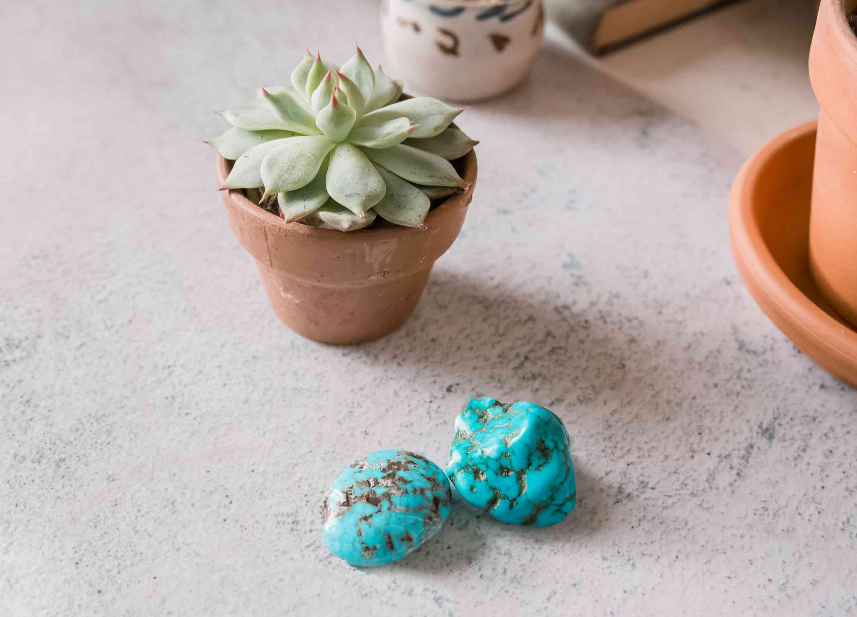 what are some important uses of turquoise