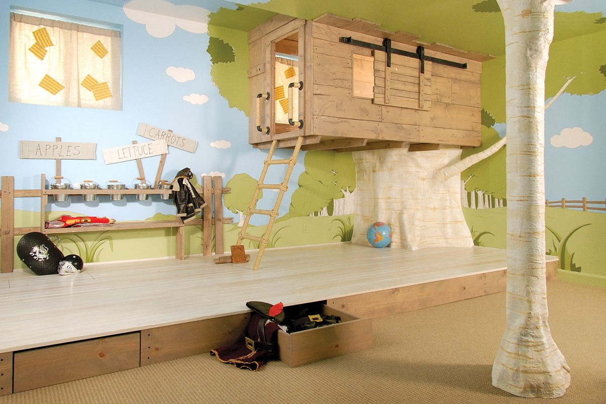 Best 19 Kids Playroom Ideas for Every Taste and Space