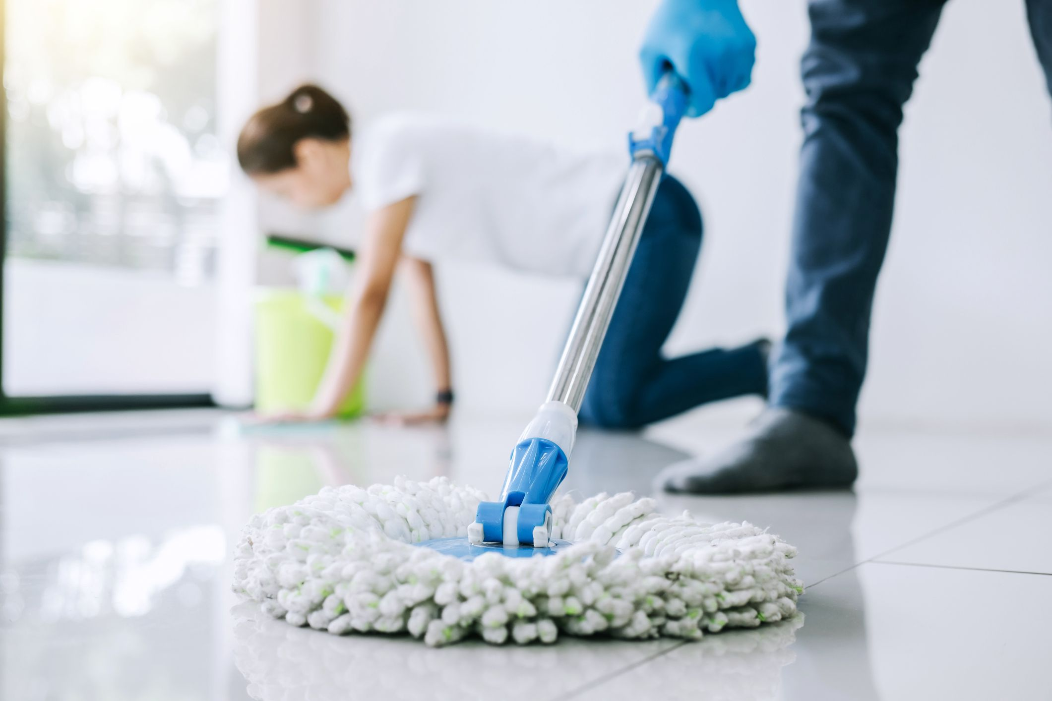 How Often Should Floors Be Mopped