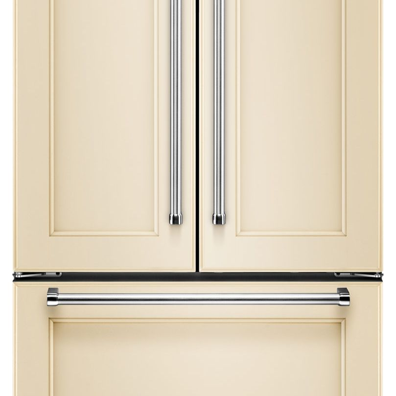 The KitchenAid KRFC302EPA is a panel-ready option that'll blend in with your cabinets.