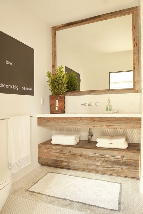12 rustic bathrooms youll adore - Rustic Bathroom