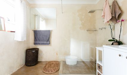 shower without doors
