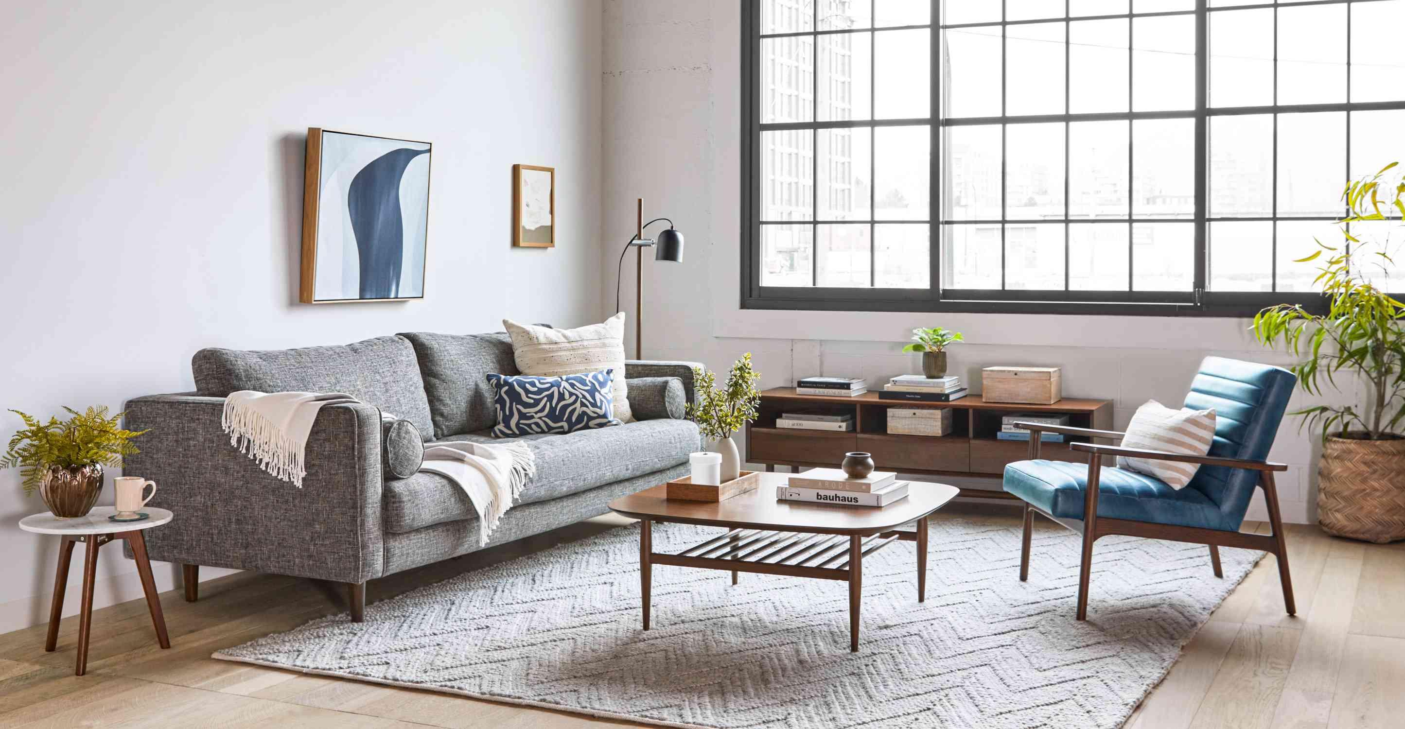 Article sofa living room