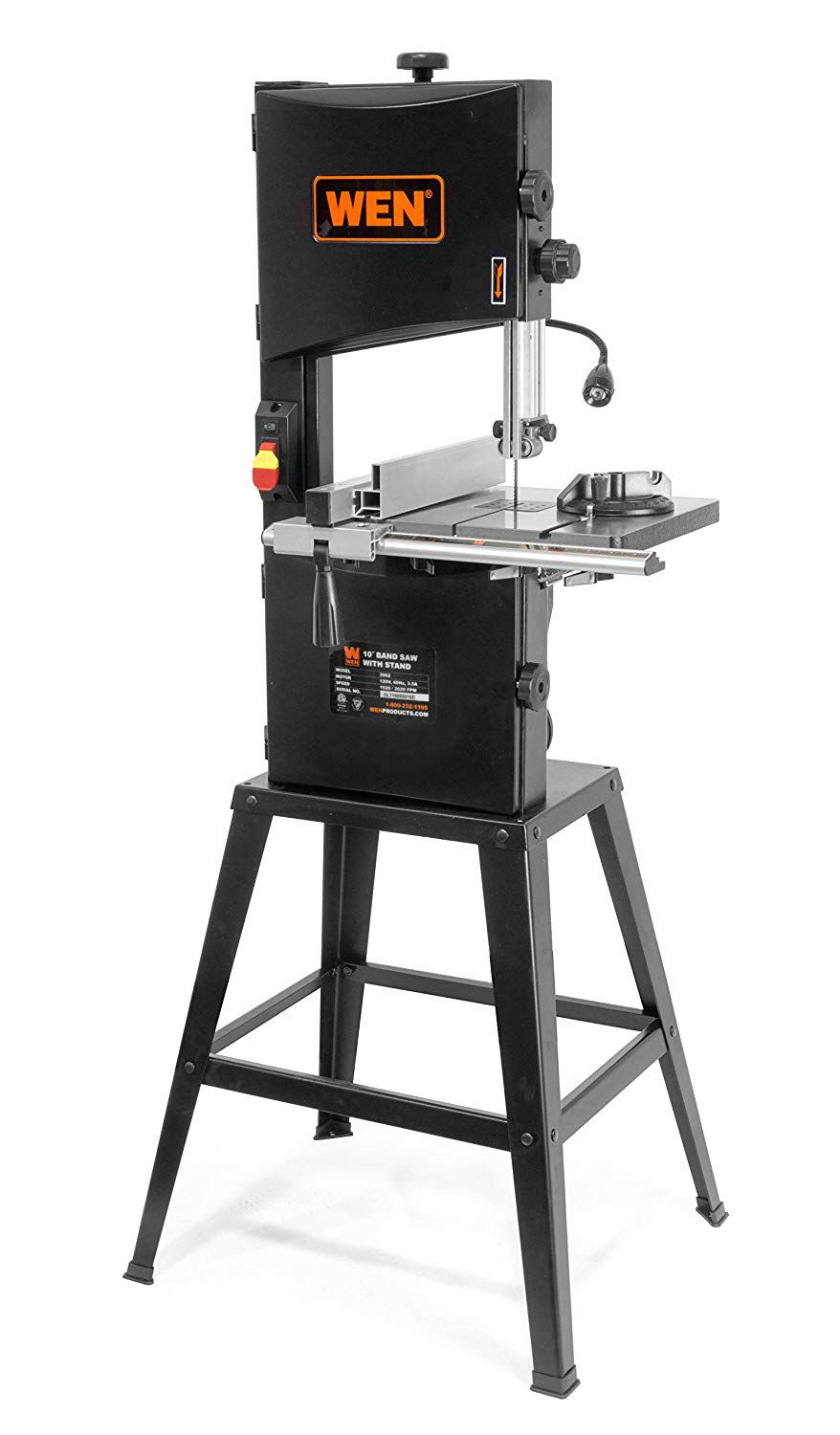 WEN 3962 Two-Speed Bandsaw