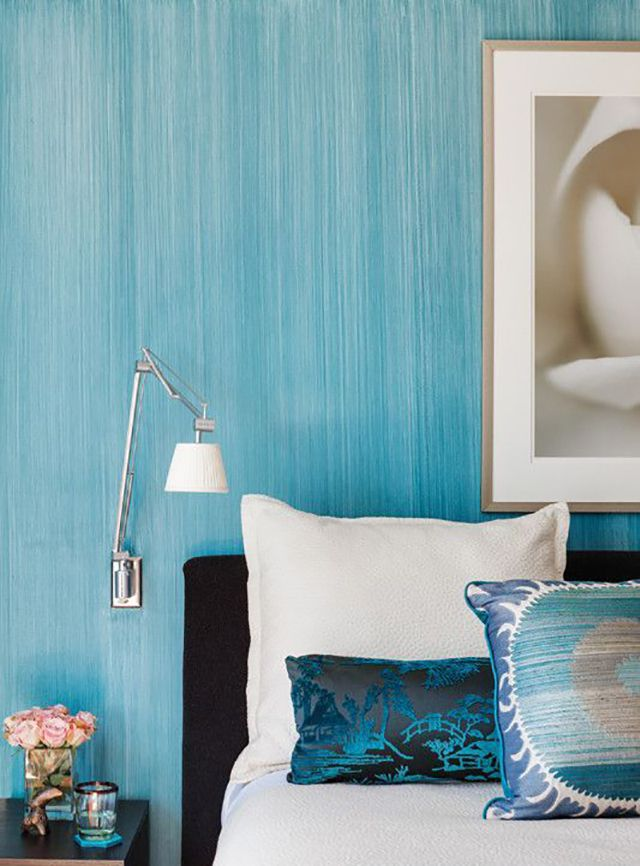 10 decorative paint techniques for your walls for What type of paint to use on bedroom walls