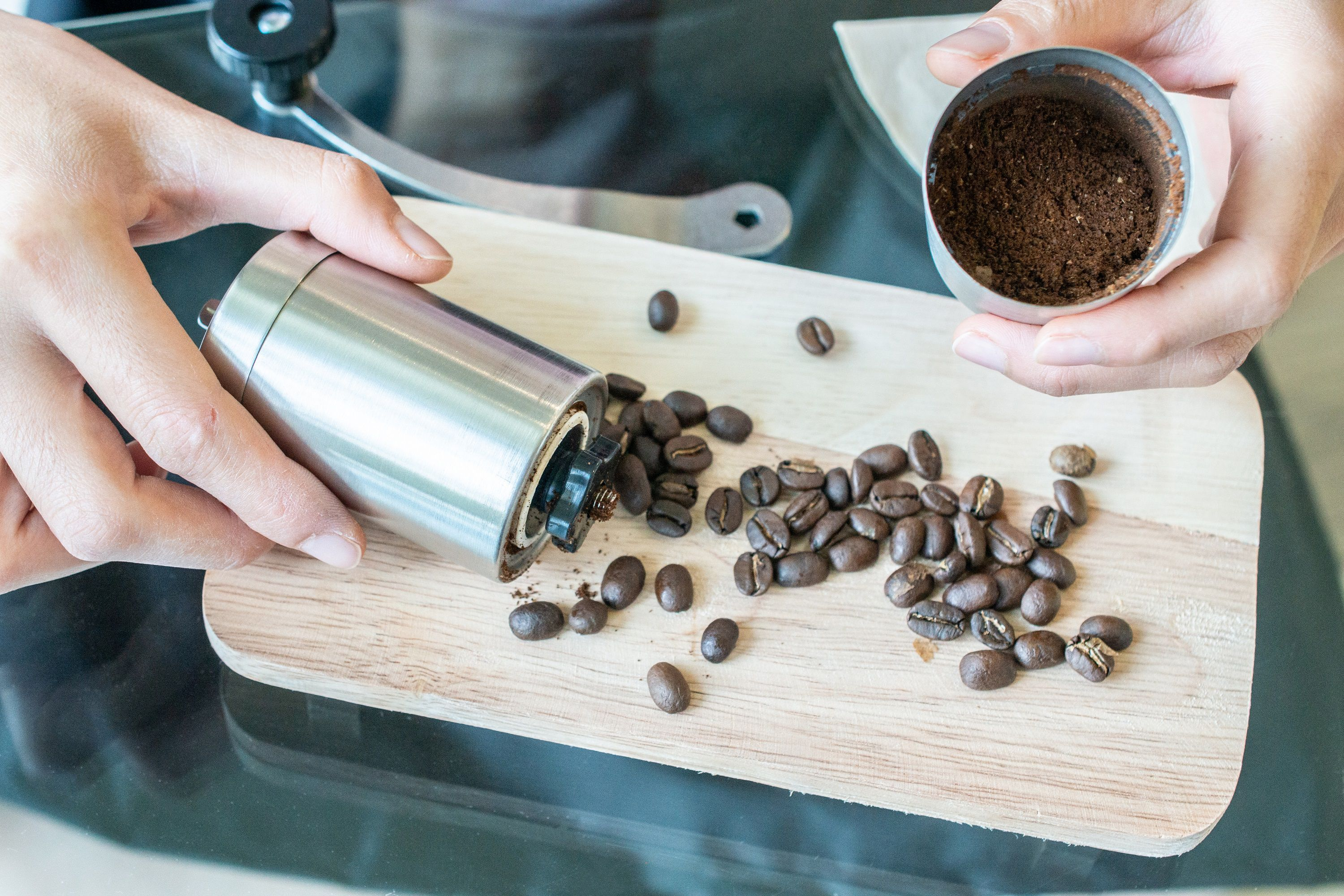 Clean Your Coffee Grinder for the Freshest Tasting Cup of Coffee