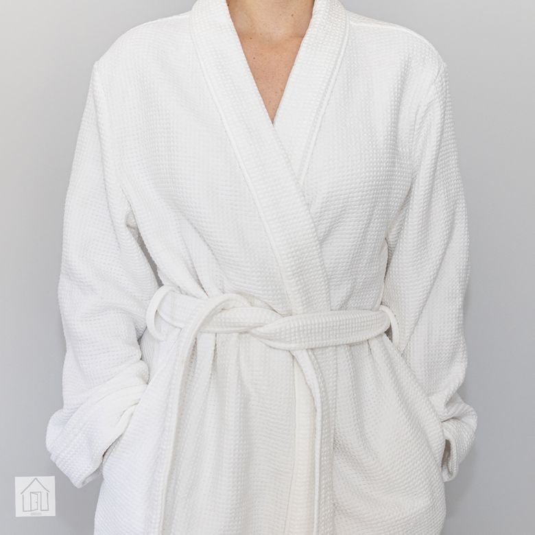 Hotel Collection Waffle Weave Robe