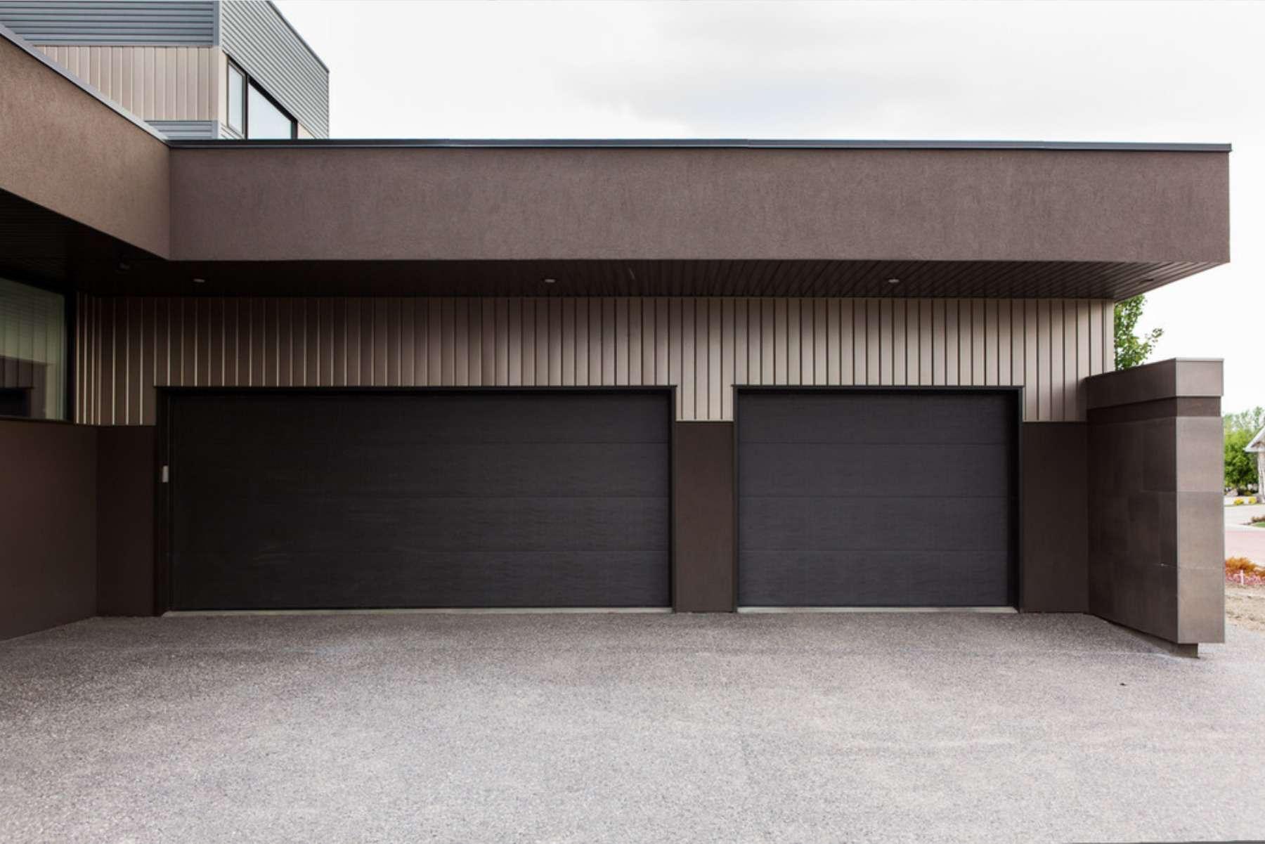 imágenes de puertas de garaje