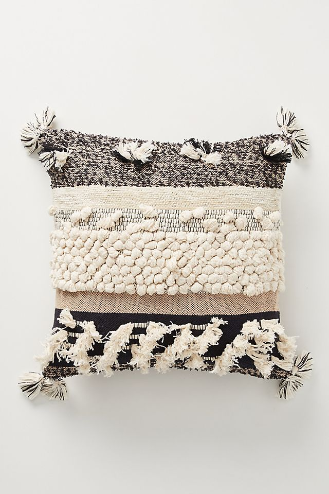 Anthropologie All Roads Yucca Pillow