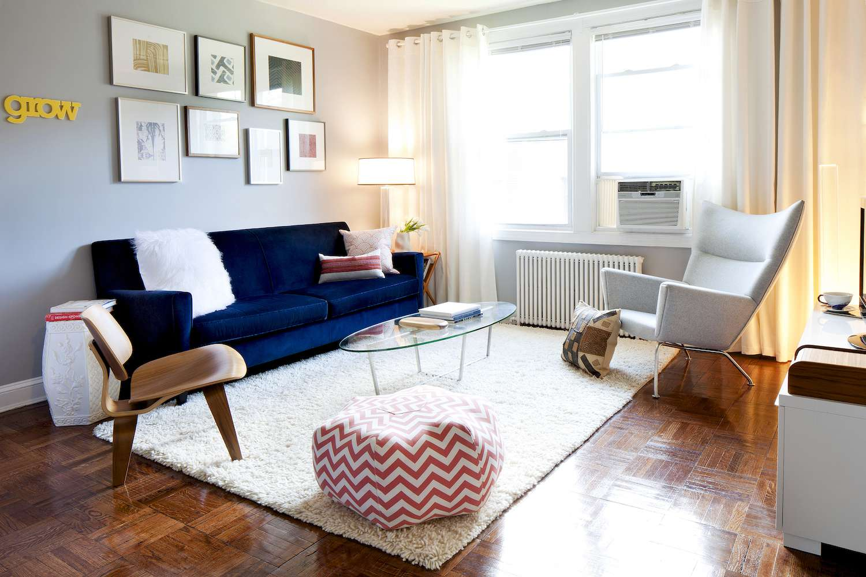 Colorful living room by Darlene Chimaliro