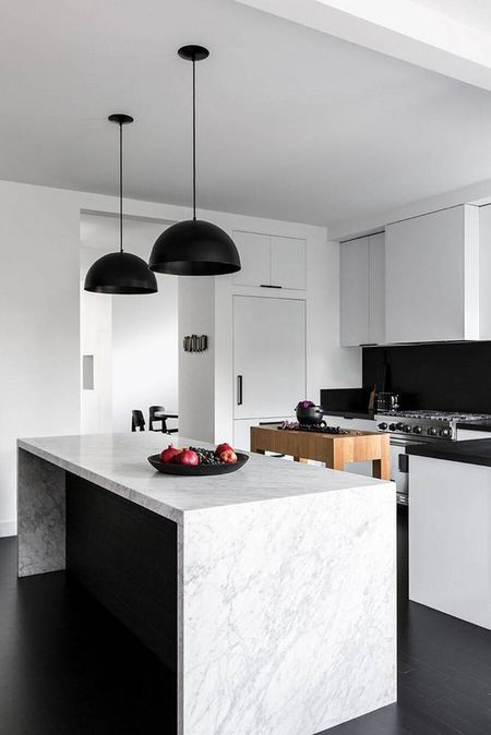 7 Inspiring Solid Kitchen Backsplashes