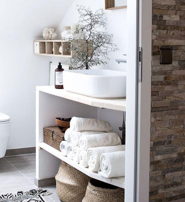 Texturas de baño