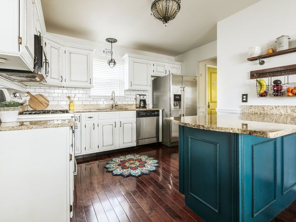 One Wall Kitchen Layout Basics