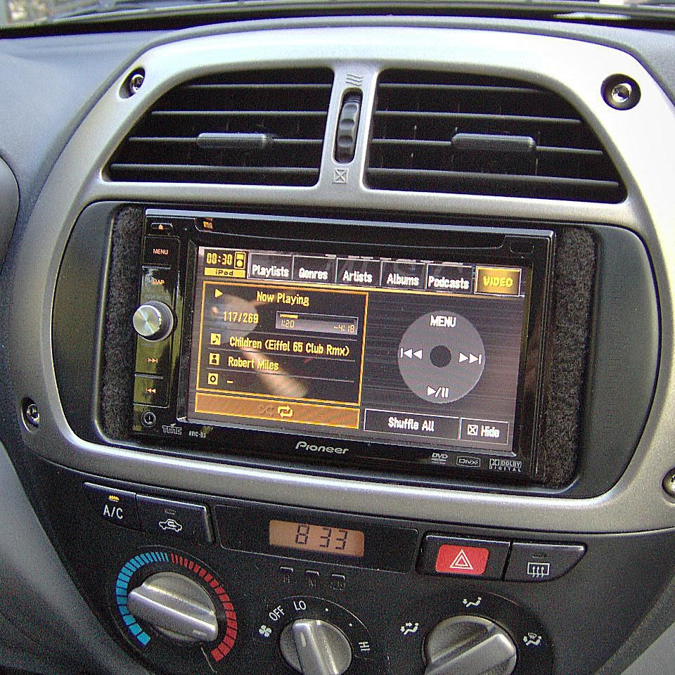 Tips for Preventing Car Stereo Theft