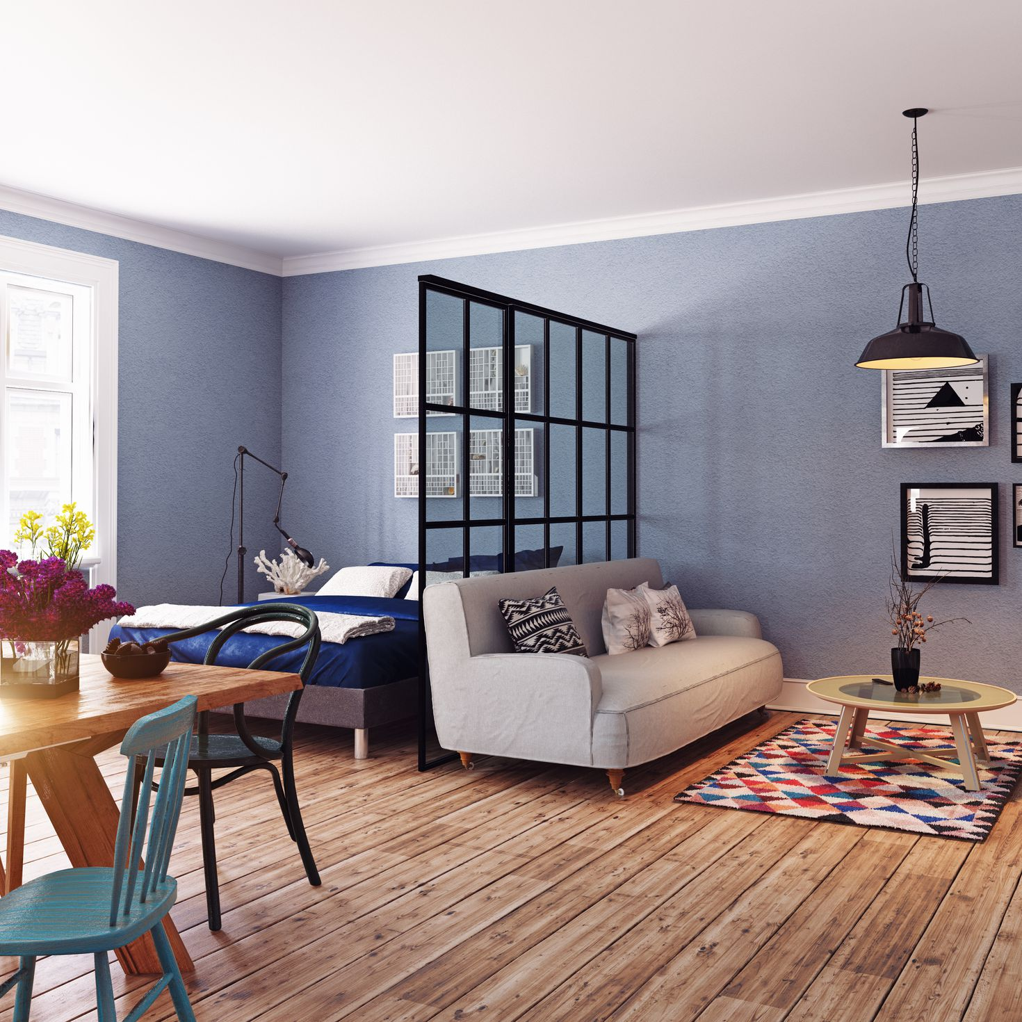4 Basic Types Of Room Dividers, Living Room Dividers