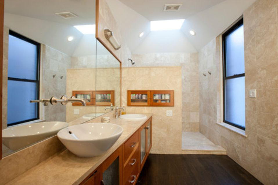 Fresh Stand Up Shower without Door