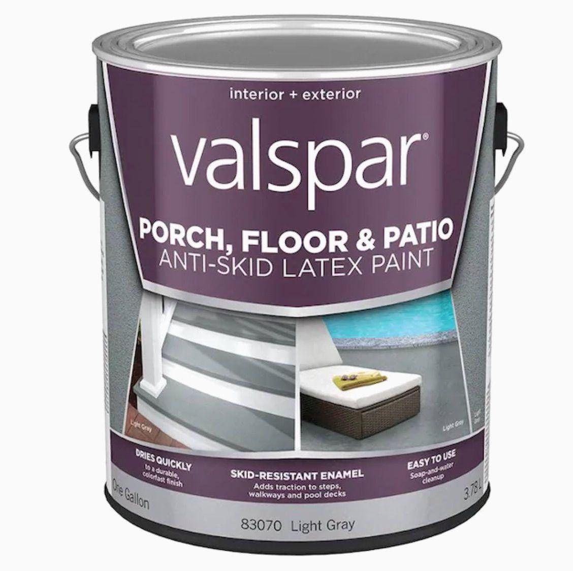 Valspar Porch Floor and Patio