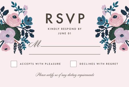 What Does Rsvp Mean On An Invitation