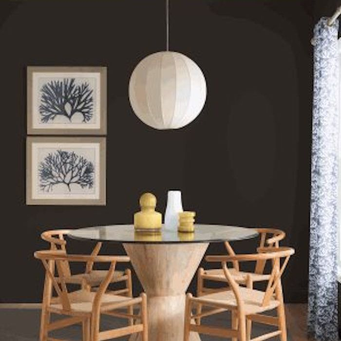 The Top Paint Color Trends For 2018, Dining Room Paint Colors 2018