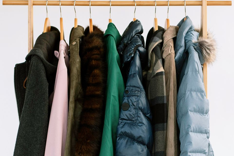 9 types of winter coats