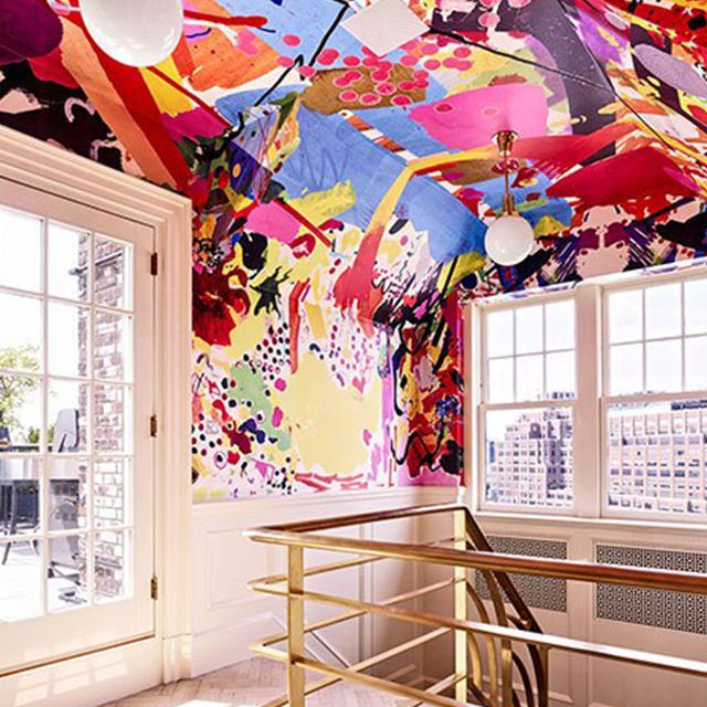 7 Spaces with Ceilings That Wow