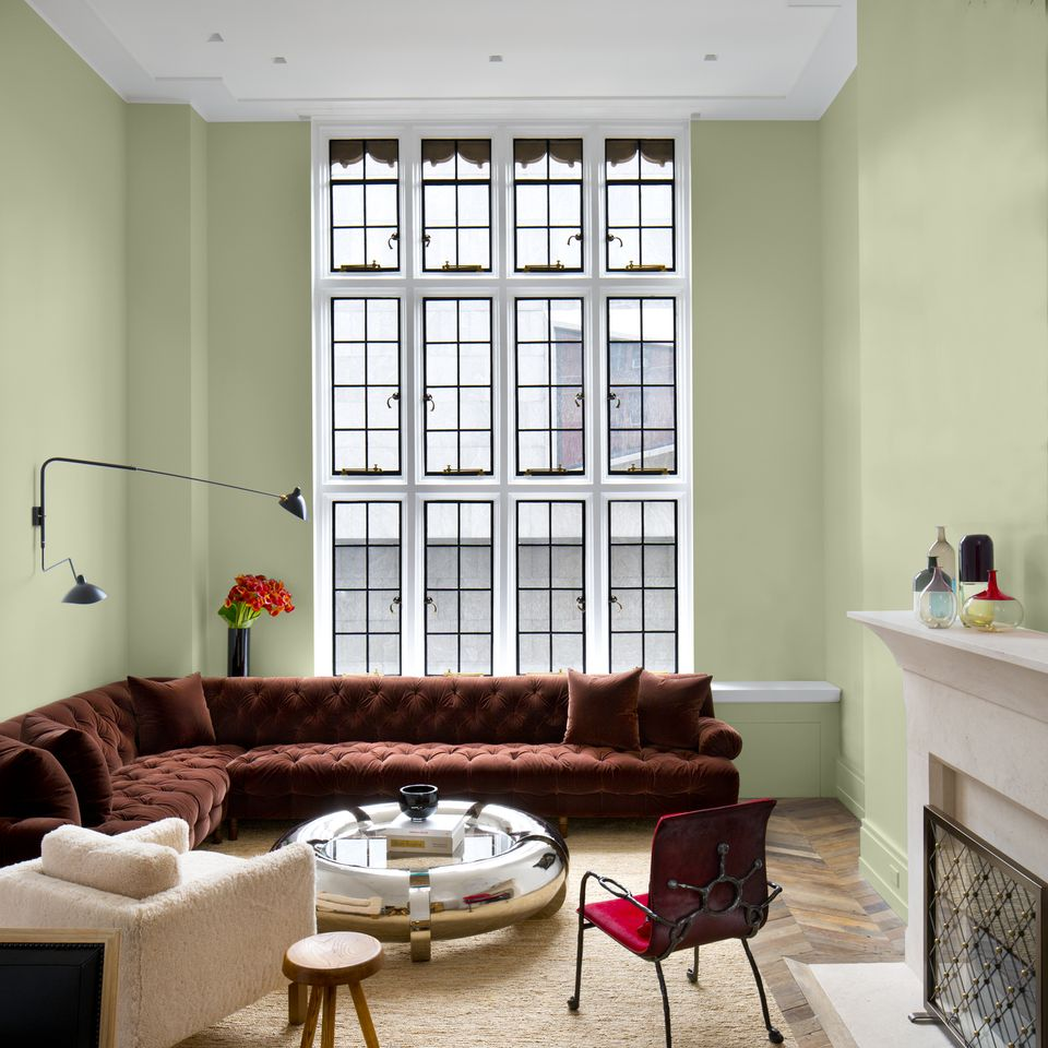 Olive sprig is PPG's 2022 color of the year