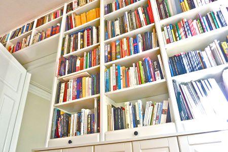 Billy Bookcase Wall Door Mega Storage