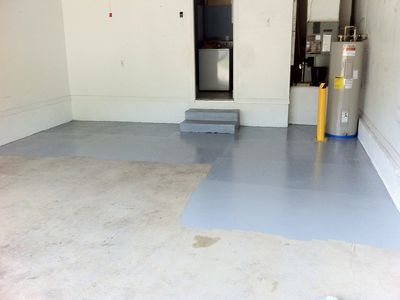How To Ly Garage Floor Epoxy Like A Pro