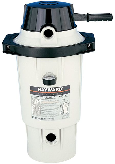 what is a de pool filter?