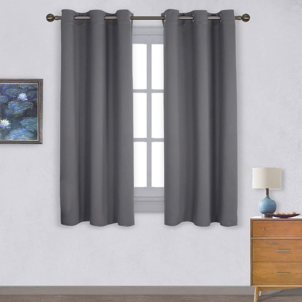 NICETOWN Thermal Insulated Grommet Blackout Cur