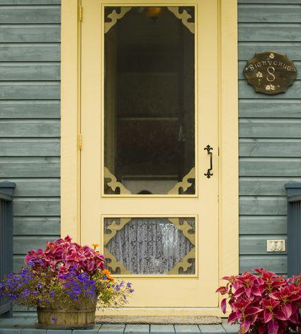 best interior and exterior door ideas
