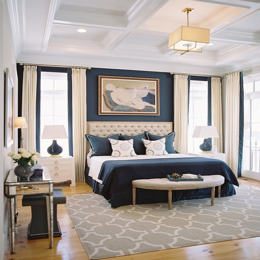 Design An Elegant Bedroom In 5 Easy Steps: Small Master Bedroom Design Ideas, Tips And Photos