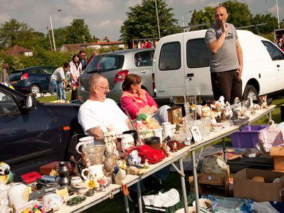 Visit the Historic National Road Yard Sale on US 40 Yard Sale