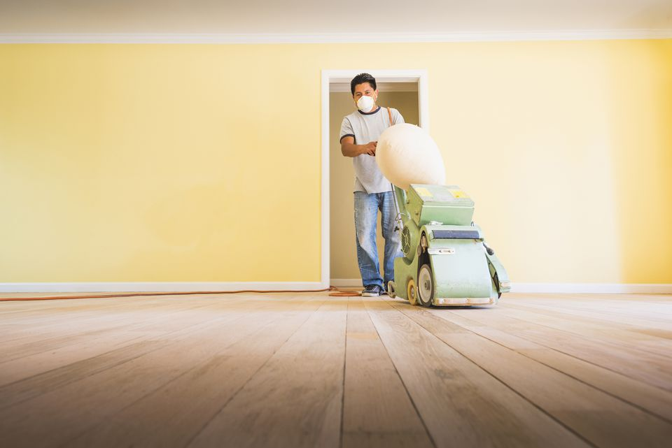 Should You Paint Walls or Refinish Floors First?