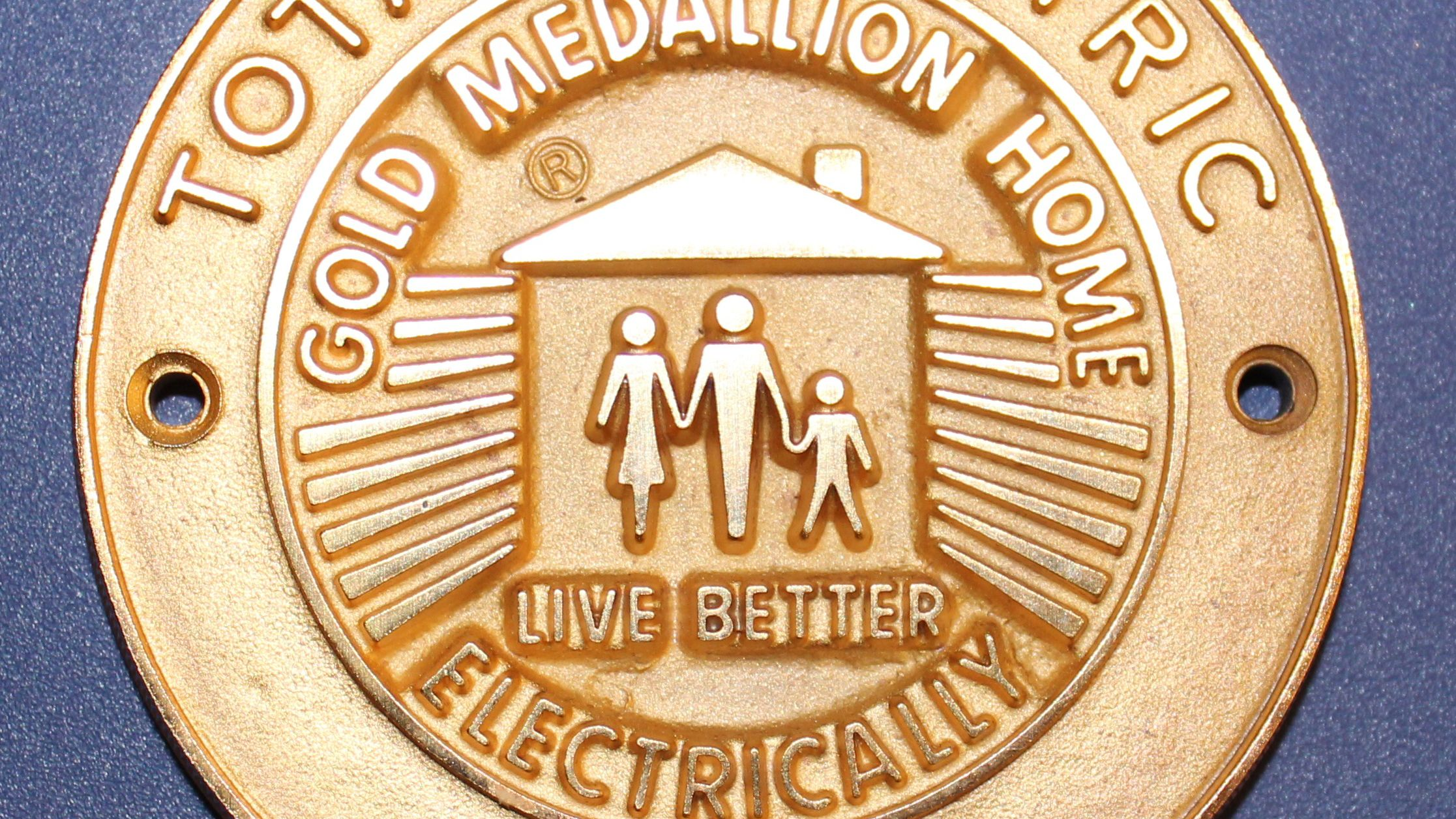 What Is A Gold Medallion Home