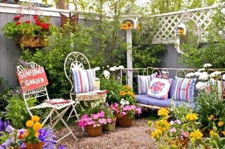 Rustic Garden Design Ideas - Design-gardens-ideas