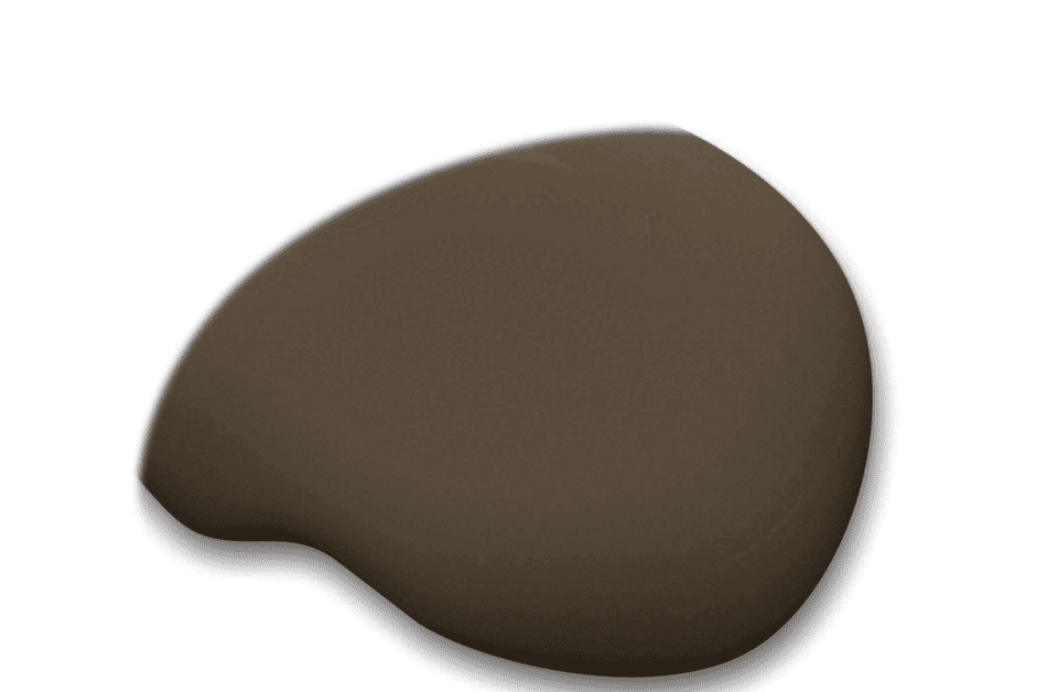 Try This Chocolatey Dark Brown Paint Color For A Diffe Kind Of Neutral