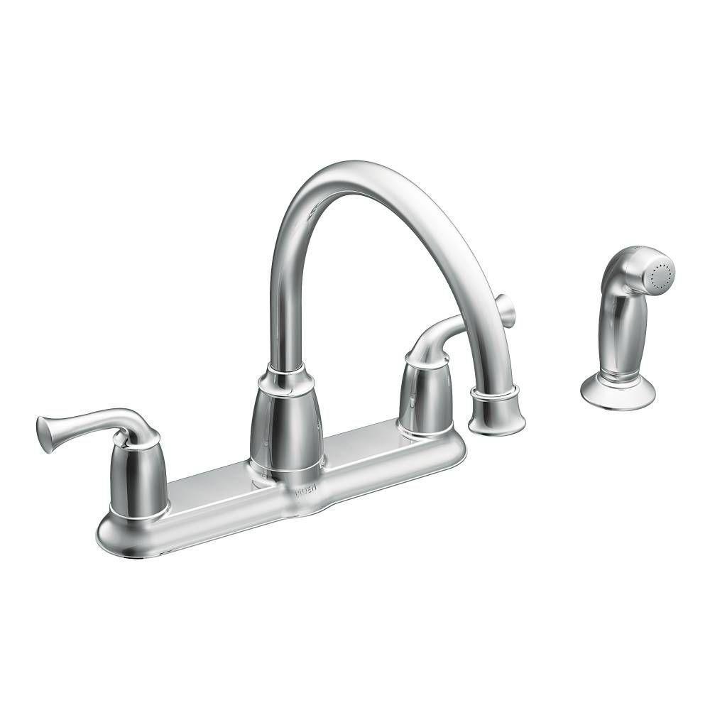 How To Tighten Moen Banbury Kitchen Faucet