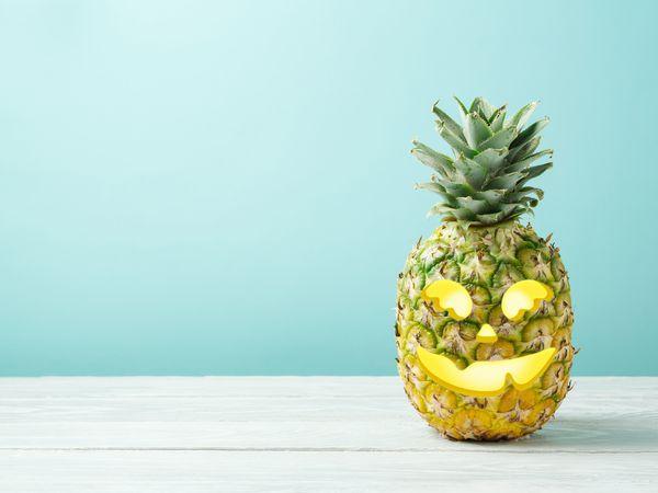 Pineapple Jack O'Lantern