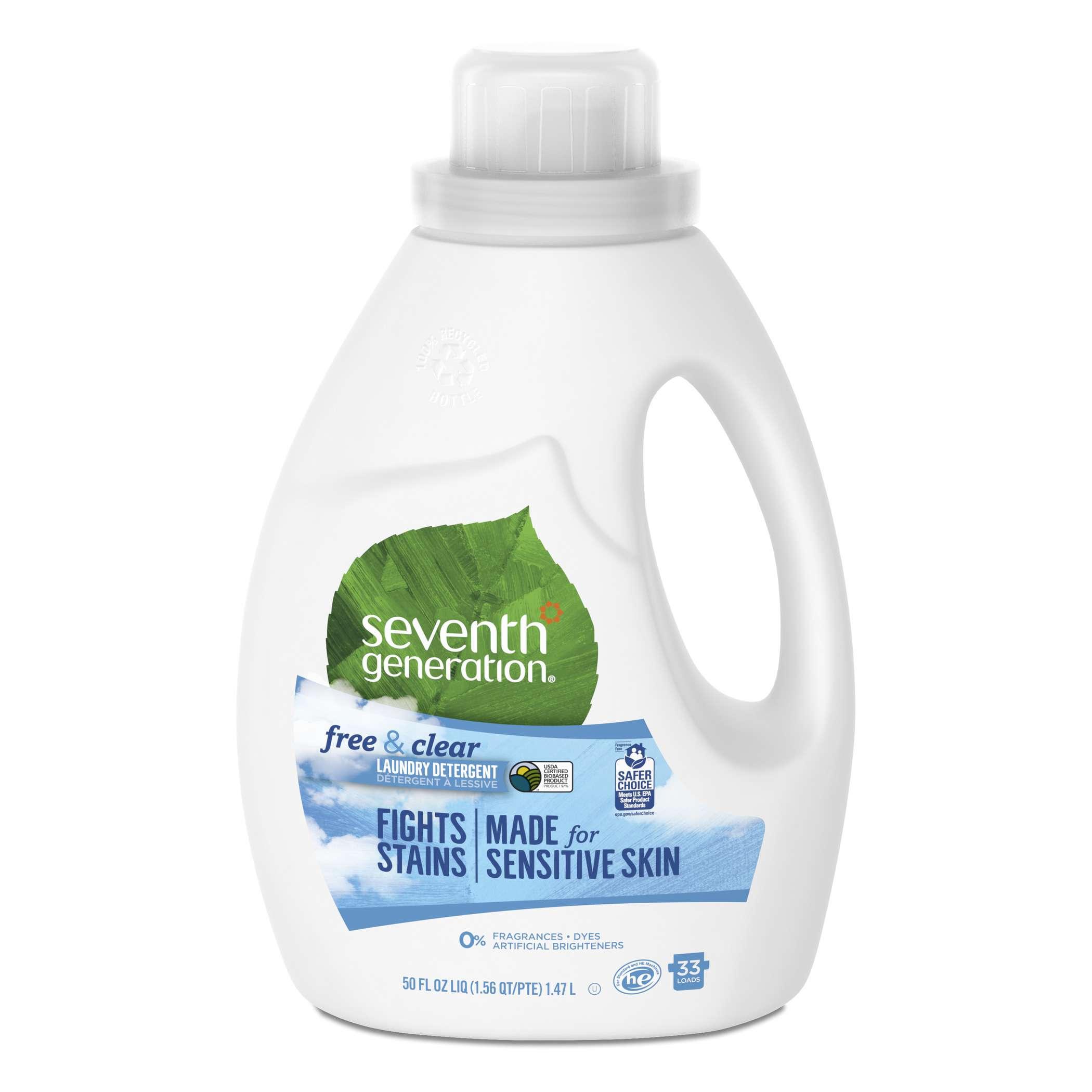Free & Clear Detergent